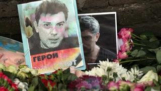 Nemzow: Ermordet wegen eines Berichts zur Ukraine?