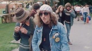 Archiv: So war das Gurtenfestival vor 40 Jahren