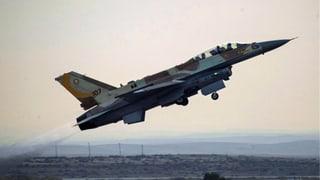 Israel greift Raketenkonvoi in Syrien an