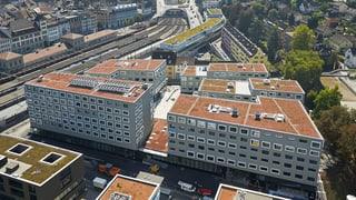 «Urbahn»: Nun hat auch Schaffhausen seine Europaallee