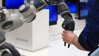 Kollege Roboter? «Der Mensch ist noch weit überlegen»