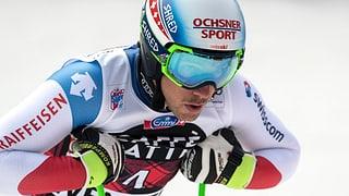 Swiss Ski vul ina permissiun d'excepziun per Carlo Janka