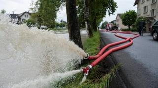 Hat die Schweiz aus früheren Hochwassern gelernt?