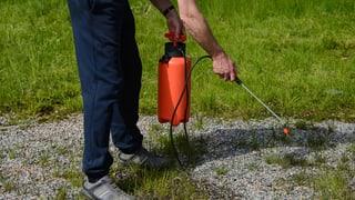 Herbizid-Verbot: Verkäufer informieren falsch