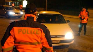 Aargauer Polizei kontrolliert nach Street Parade 700 Fahrzeuge