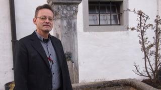 Conrad Wagner soll den Sitz der Grünen in Nidwalden zurückholen
