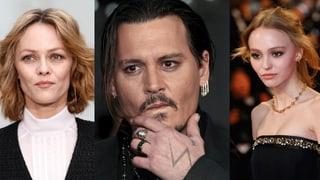 Johnny Depps Ex und Tochter unterstützen ihn im Rosenkrieg