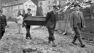 Zweiter Weltkrieg – Tod und Zerstörung auch in der Schweiz