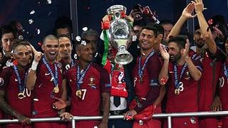 EURO 2016: Portugal è campiun