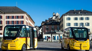 «Es u norru gschiids fahrzig!»: In bus senza manischunz