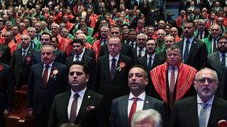 Türkische Anwälte boykottieren Empfang im Präsidentenpalast