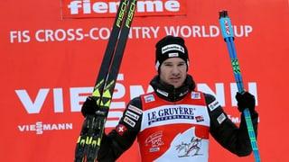 Cologna gudogna per la quarta giada il Tour de ski