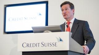 2 Millionen Franken Lohnerhöhung für CS-Chef