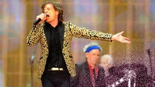 The Rolling Stones schleifen sich selbst