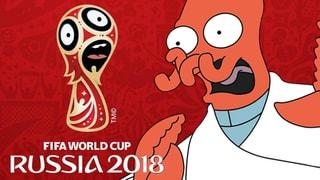 WM-Logo Russland 2018: Das tut nix, das will nur spielen!