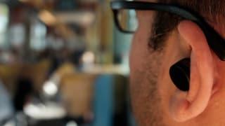 Earbuds: Ein Computer im Ohr lässt nur hören, was wir wollen