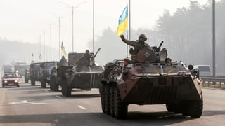 Kiew versucht es mit Gegenpropaganda