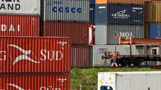 Starker Franken bremst Exporte