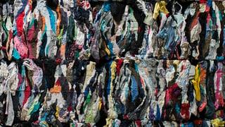 Kleider machen Abfallberge