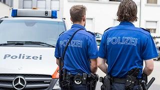 Mutmasslicher Bankräuber verhaftet