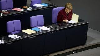 Deutscher Bundestag stimmt für Verschärfung des Asylrechts