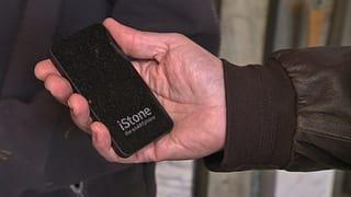 Ein Smartphone aus der Steinzeit