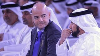 «Infantino führt das System Blatter fort»