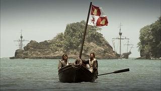 Video «Der geheime Kontinent: Sie kamen über das Meer (2/2)» abspielen