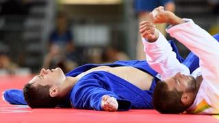 Grosse Enttäuschung in Brugg: Judoka Ciril Grossklaus bereits out