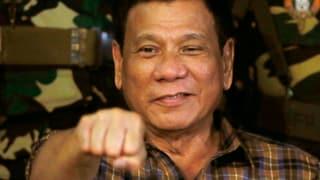 Duterte rudert nach «Hurensohn»-Äusserung gegen Obama zurück