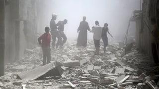 80 tote Zivilisten bei US-Angriff in Syrien