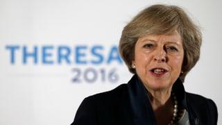 «Brexit bedeutet Brexit»: Wo Theresa May politisch steht