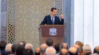 Kurden sollen sich auf Assads Seite stellen