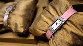 Tiffany muss Swatch 402 Millionen zahlen