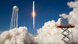 Nasa freut sich über erfolgreichen «Antares»-Testflug
