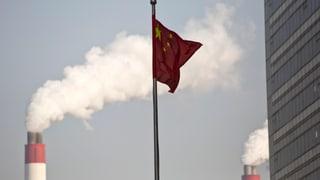 China wird grösste Handelsnation der Welt