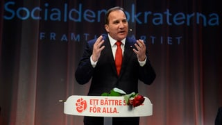 Sozialdemokraten greifen in Schweden nach der Macht