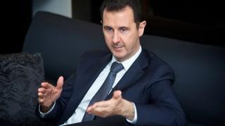 Assad bestreitet Chemiewaffen-Einsatz