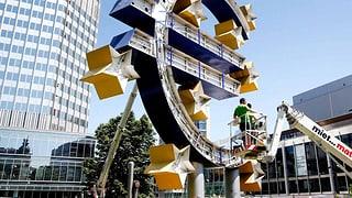 Deutsche Justiz: EZB-Krisenkurs ist rechtens
