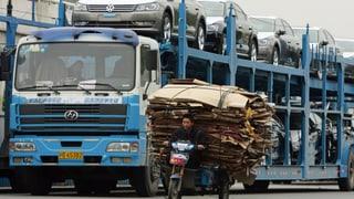 VW ruft tausende Autos in China zurück