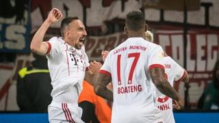 Bayern mit Start nach Mass