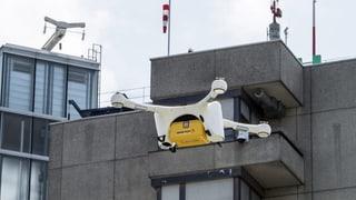 Kein totales Flugverbot für Drohnen