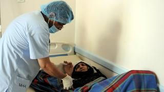 In Jemen breitet sich die Cholera-Epidemie rasch aus