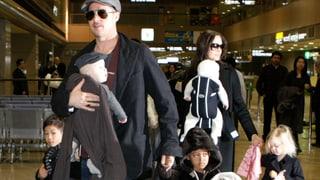 Brad Pitt: Erstes Treffen mit seinen Kindern