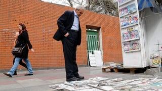 Ils refurmaturs iranais gudognan terren