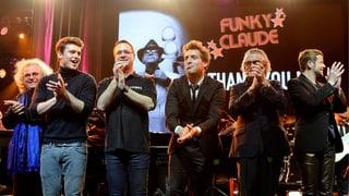 «Funky Claude»: Highlights vom Hommage-Konzert in Montreux