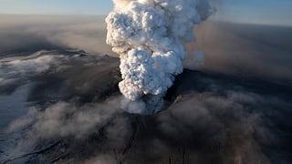 Schweizer Beteiligung am Aufbau eines Messnetzes für Vulkanasche