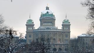Zentralschweizer Bilanz im Bundeshaus