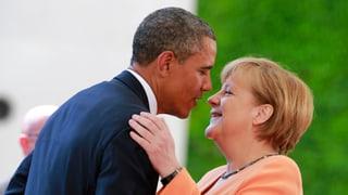 Zeitung: Obama forderte Merkel-Dossier an