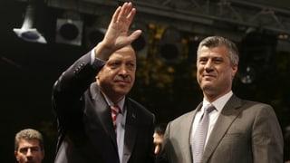 Erdogans Griff nach Kosovo